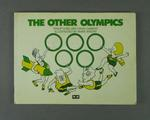 """Book - """"The Other Olympics"""", authors Philip Gore & Craig Osmet, drawings by Mark Knight"""
