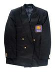 Sri Lankan cricket blazer with badge on pocket