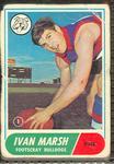 1969 Scanlen's Gum Australian Football, Ivan Marsh/David Thorpe trade card