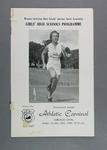 Programme, WASSASA Girls' High Schools Athletic Carnival 27 Oct 1950