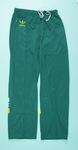 Dark green, 1988 Australian Soccer team, 'Socceroos', tracksuit pants worn by Alan Davidson