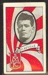 1933 Allen's Australian Football Peter Reville trade card