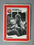 1989 Stimorol The Sportsman's Gum [Scanlens Sweets Pty. Ltd.] V.F.L. - Kevin Murray Trade Card No. 138