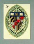 A reusable sticker - 'The John Hopkins University Baltimore;