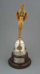 Trophy for Australian Amateur Squash Rackets Championship 1951, won by Eric Metcalf