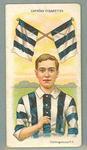 1912-13 Capstan Cigarettes Club Colours & Flags Collingwood FC trade card