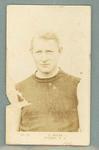 1923 Magpie Cigarettes Footballer Portraits Stan Molan trade card