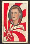 1933 Carreras (Turf Cigarettes) Personalities Series Brighton Diggins trade card