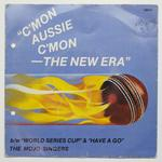 "Record cover - ""C'Mon Aussie C'Mon - The New Era"", The Mojo Singers, distributor WEA"