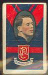 1933 Allen's League Footballers Ivor Warne-Smith trade card