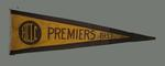 Hawthorn City Lacrosse Club pennant, B Section Premiers 1933