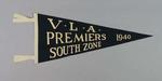 Pennant - Victorian Lacrosse Association Premiers South Zone 1940
