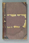 Diary kept by John McCarthy Blackham, 1875 - 1876