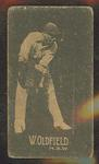 1933 Hoadley's Chocolates Ltd Cricketers W Oldfield trade card