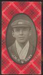 1921 McIntyre Bros Australian Champion Eleven 1920-21 J M Gregory trade card