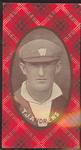 1921 McIntyre Bros Australian Champion Eleven 1920-21 T J Andrews trade card