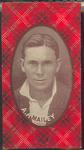 1921 McIntyre Bros Australian Champion Eleven 1920-21 A A Mailey trade card