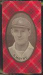 1921 McIntyre Bros Australian Champion Eleven 1920-21 E Mayne trade card