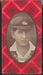 1921 McIntyre Bros Australian Champion Eleven 1920-21 H Collins trade card