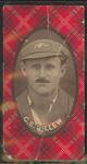 1921 McIntyre Bros Australian Champion Eleven 1920-21 C E Pellew trade card