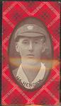 1921 McIntyre Bros Australian Champion Eleven 1920-21 H L Hendry trade card