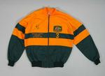 Tracksuit worn by Ken Nichols in pre-Olympic Lacrosse Championship, 1984