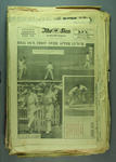 Newspapers, associated with cricket c1928-37