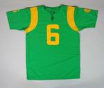 Australian lacrosse team t-shirt, worn by Doug Fox during 1974 World Series
