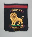Fitzroy Football Club blazer pocket, worn by Alan Gale
