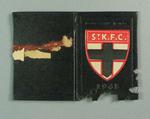 Membership ticket, St Kilda FC 1942