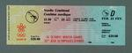 Ticket - Nordic Combined, 23 February 1988, Calgary Winter Olympic Games