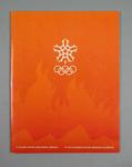 Programme - XV Olympic Winter Games Opening Ceremony, 13 February 1988