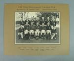 Photograph - Old Trinity Grammarians' Lacrosse Club 1947-48