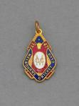 Melbourne Cricket Club country membership medallion, season 1946-47