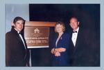 Photograph of Shirley Strickland at opening of Museum of Western Australian Sport, 24 Jan 1989