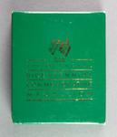 Cardboard box for commemorative medallion, Australian Bicentenary 1788-1988