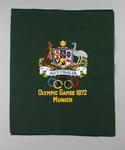 Blazer pocket, 1972 Olympic Games Australian Team