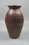 Autographed Tiwi Vase