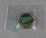 Badge, New Zealand - World Series Cup 1990-91