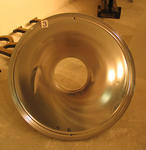 Light reflector, as used in Melbourne Cricket Ground light towers