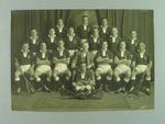 Photograph of Queensland lacrosse team, 1932
