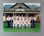 Photograph of Melbourne Cricket Club First XI, 1997/98 VCA Premiers