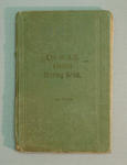 Score book, McConchie Cricket Club - 1925-26 season