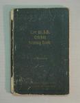 Score book:  McConchie Cricket Club - 1930-31 season