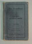 Score book:  McConchie Cricket Club - 1936-37 season