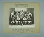 Photograph of East Brunswick FC, 1952