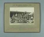 Photograph of East Brunswick FC, 1946