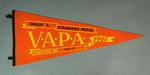 Pennant for VAPA Standard Pistol Group 2, 1980