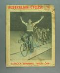 "Magazine, ""The Australian Cyclist"" Mar 1966"