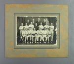 Photograph, Albert Park Old Boys' Cricket Team